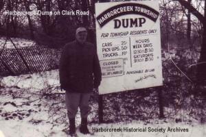 Harborcreek Dump 1964